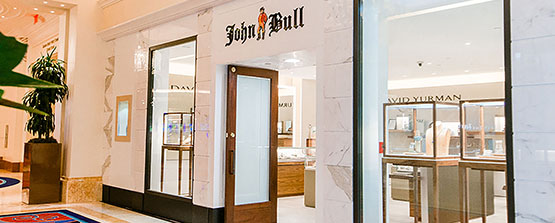 John Bull stores