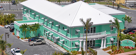 Baha Mar Police Station